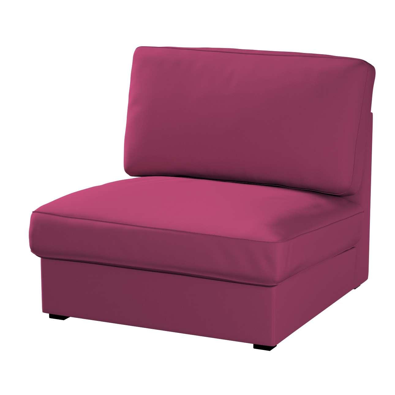 Pokrowiec na fotel Kivik Fotel Kivik w kolekcji Cotton Panama, tkanina: 702-32