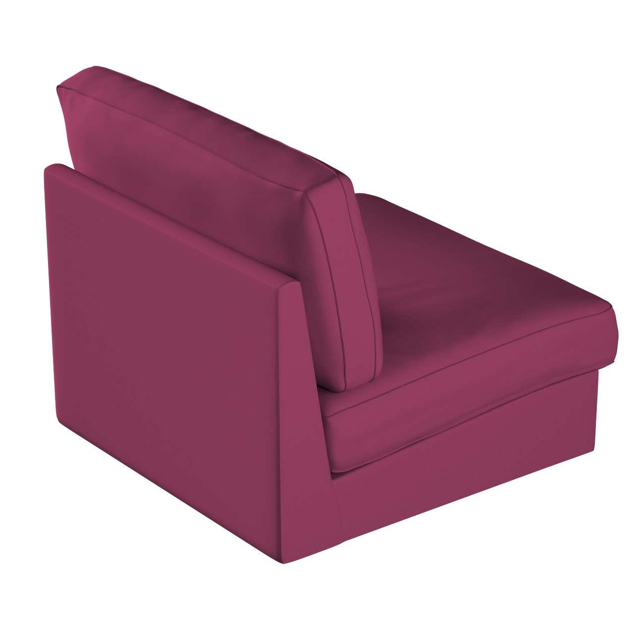 KIVIK fotelio/vienvietės dalies užvalkalas kolekcijoje Cotton Panama, audinys: 702-32