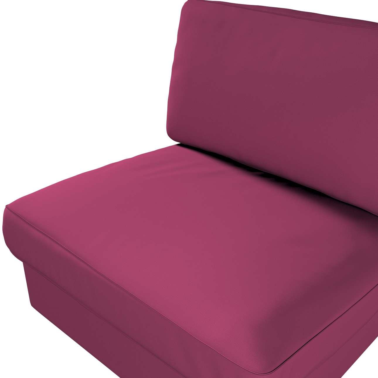 Pokrowiec na fotel Kivik w kolekcji Cotton Panama, tkanina: 702-32