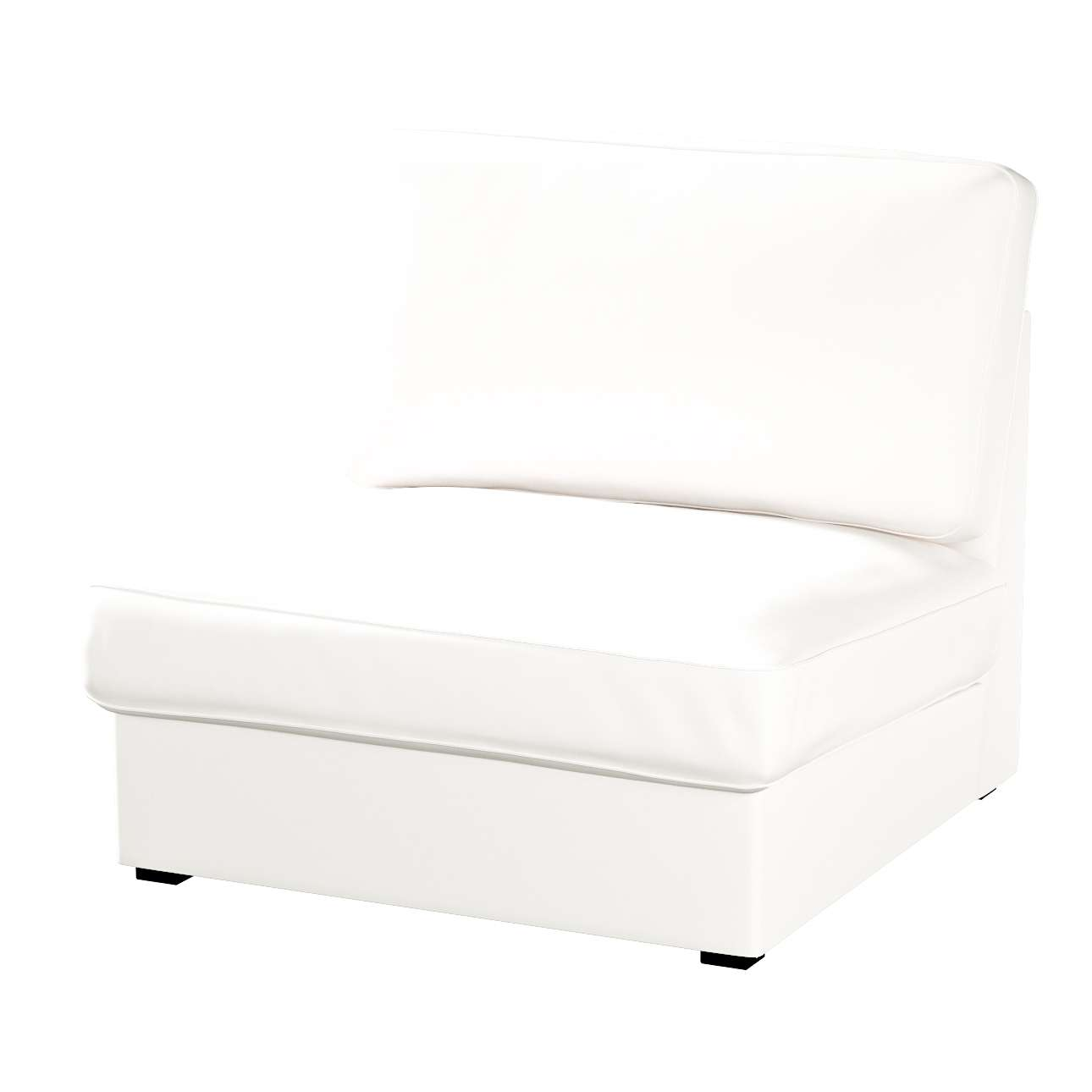Pokrowiec na fotel Kivik Fotel Kivik w kolekcji Cotton Panama, tkanina: 702-34