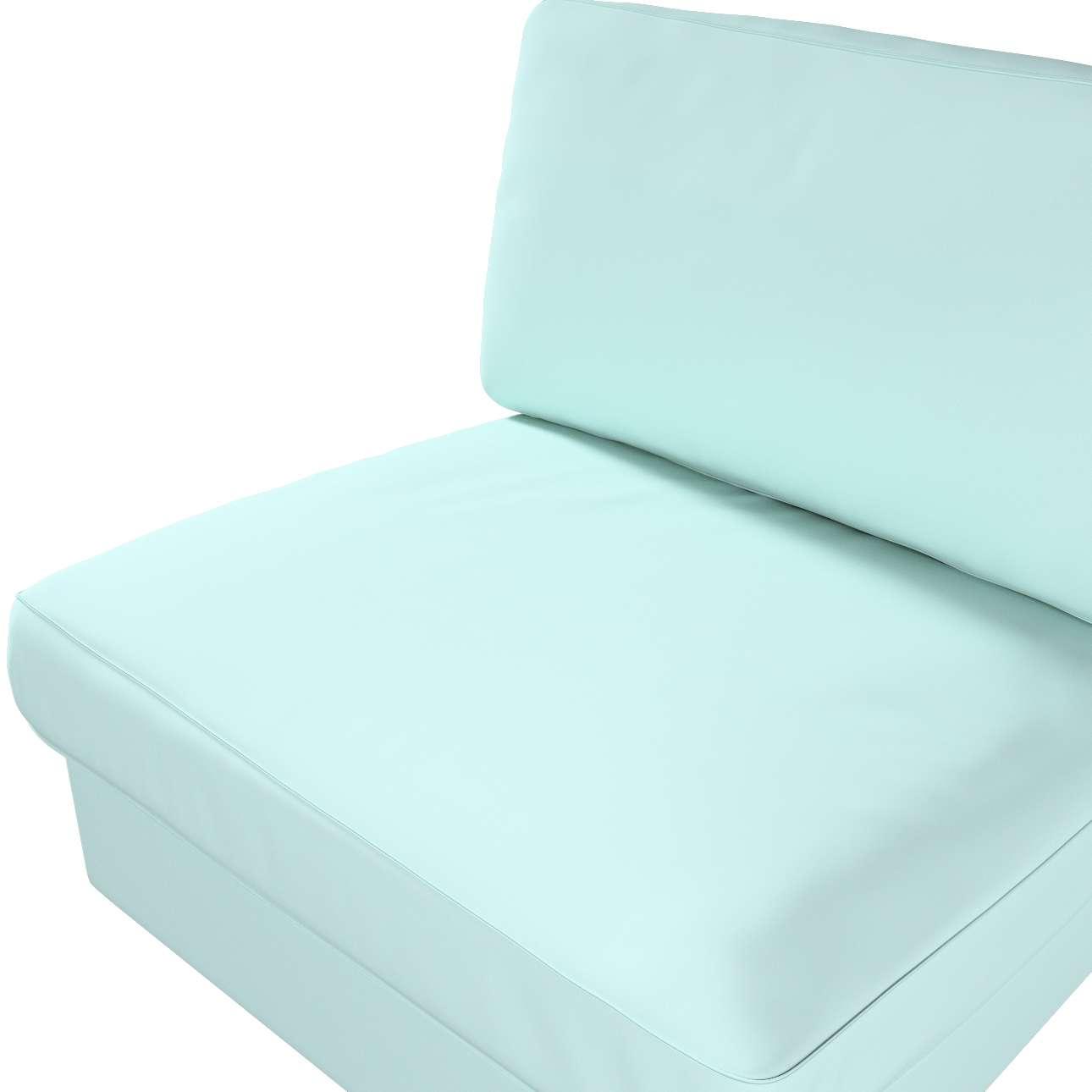 KIVIK fotelio/vienvietės dalies užvalkalas kolekcijoje Cotton Panama, audinys: 702-10