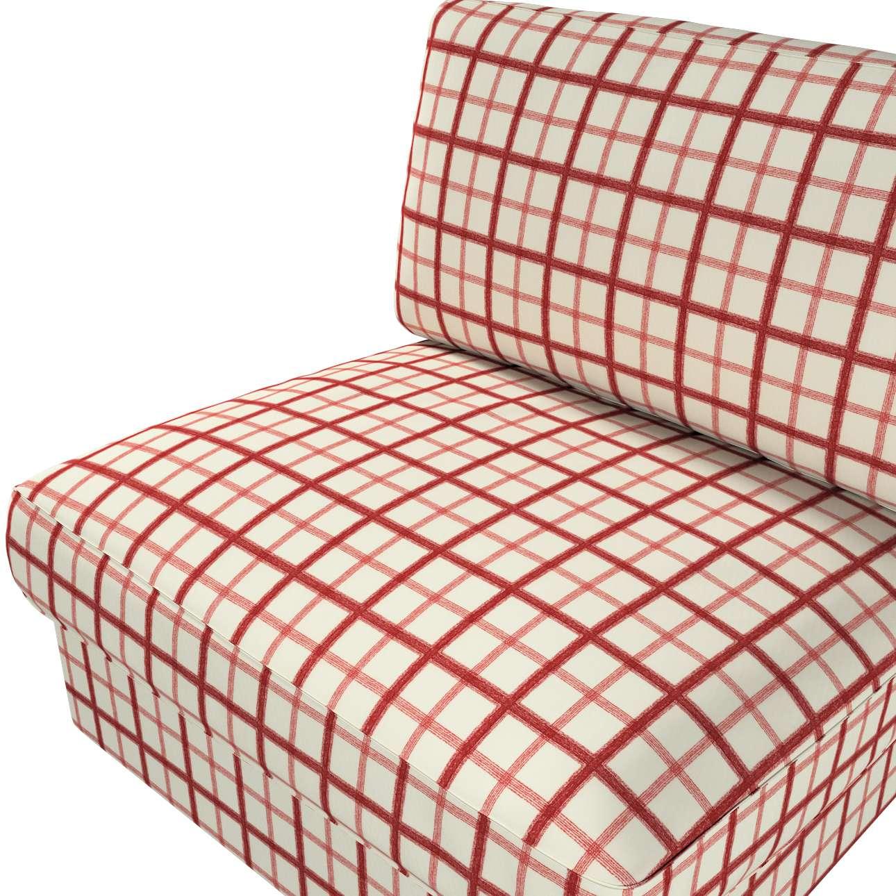 KIVIK fotelio/vienvietės dalies užvalkalas kolekcijoje Avinon, audinys: 131-15