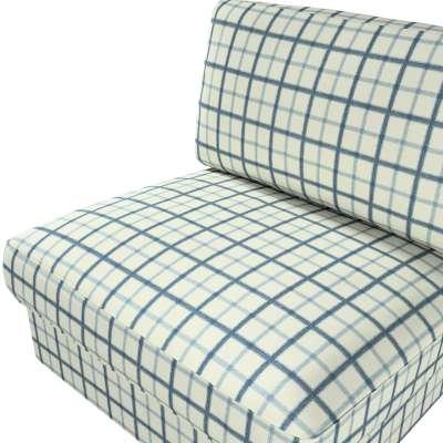 Pokrowiec na fotel Kivik w kolekcji Avinon, tkanina: 131-66