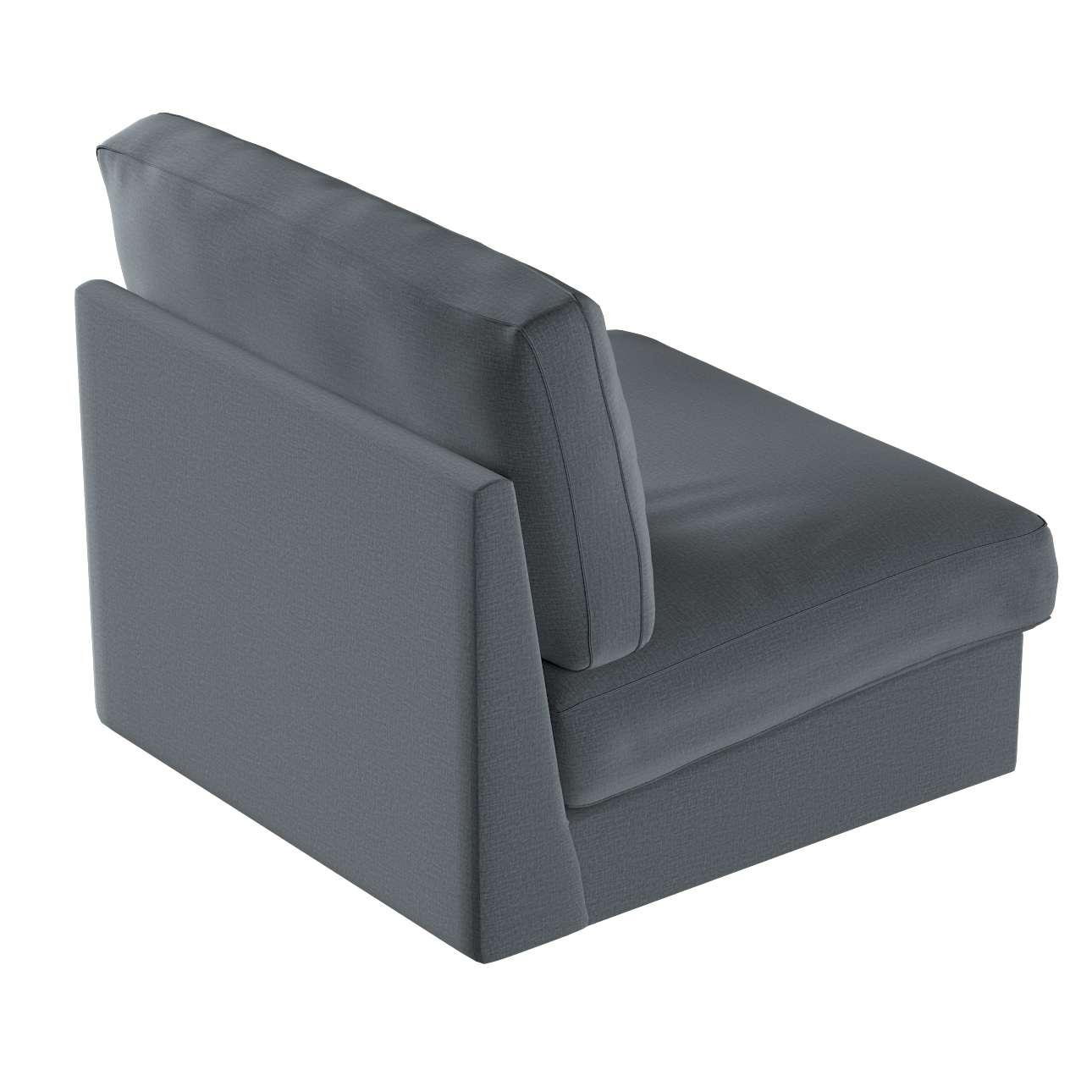 Pokrowiec na fotel Kivik w kolekcji Ingrid, tkanina: 705-43