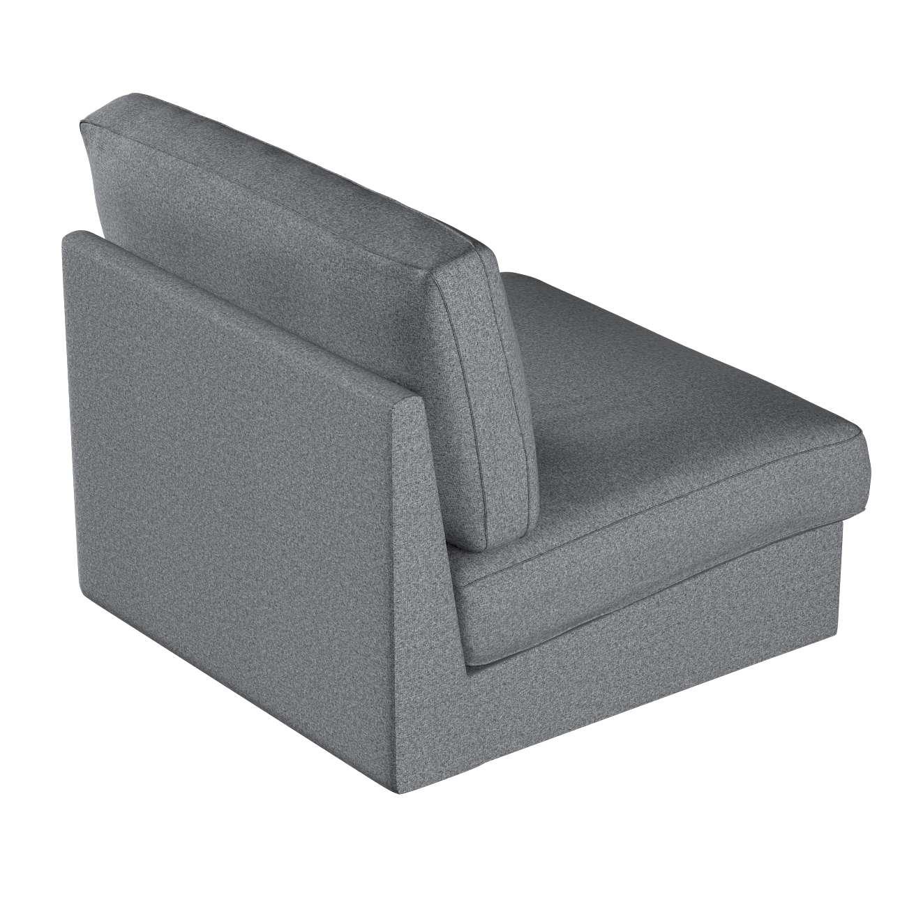 Pokrowiec na fotel Kivik w kolekcji Amsterdam, tkanina: 704-47