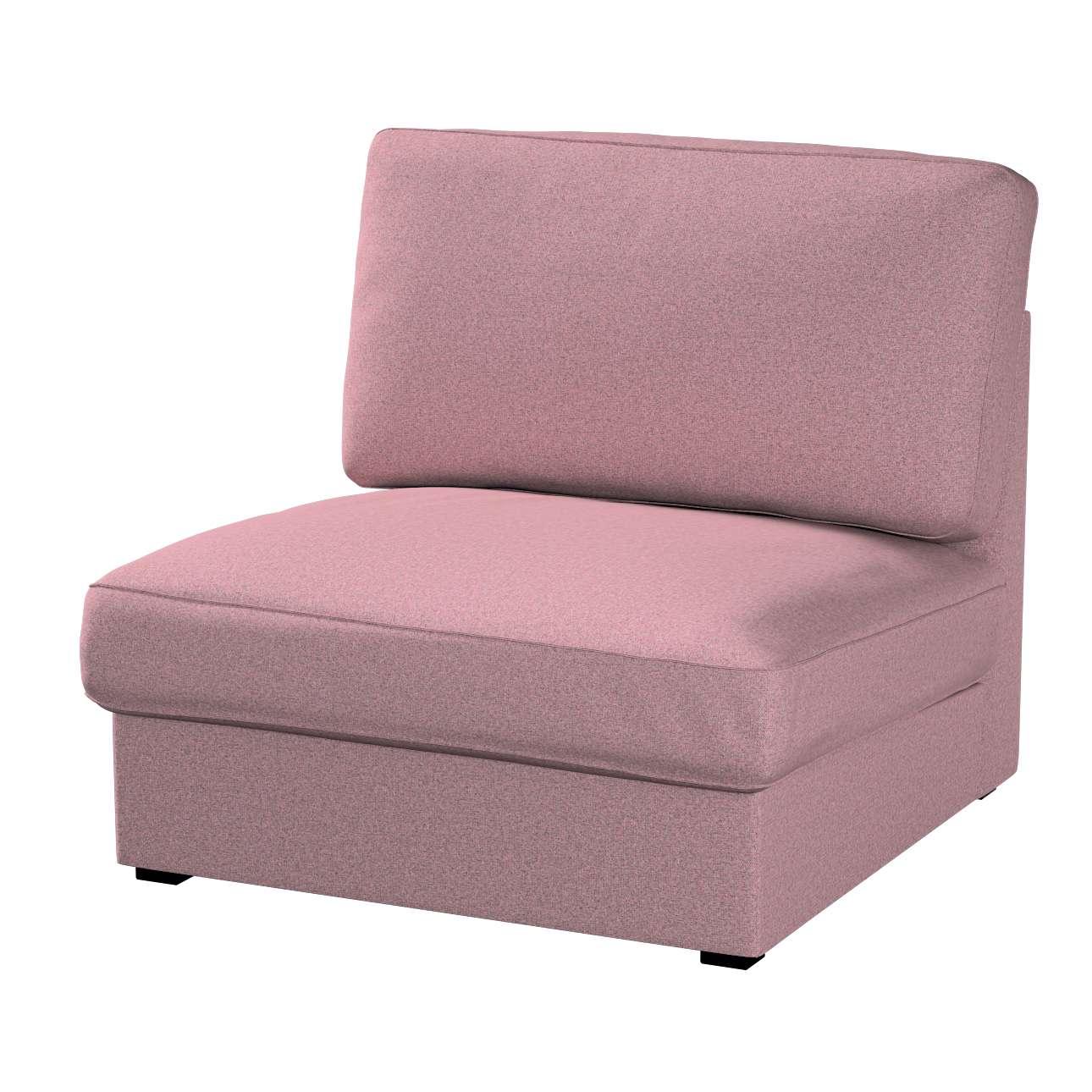 Pokrowiec na fotel Kivik w kolekcji Amsterdam, tkanina: 704-48