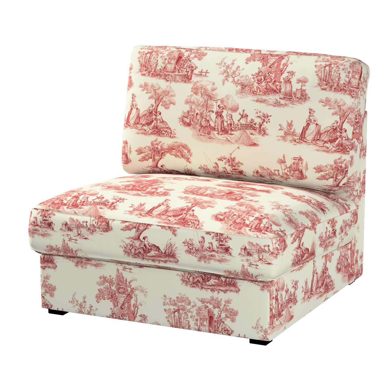 Pokrowiec na fotel Kivik Fotel Kivik w kolekcji Avinon, tkanina: 132-15