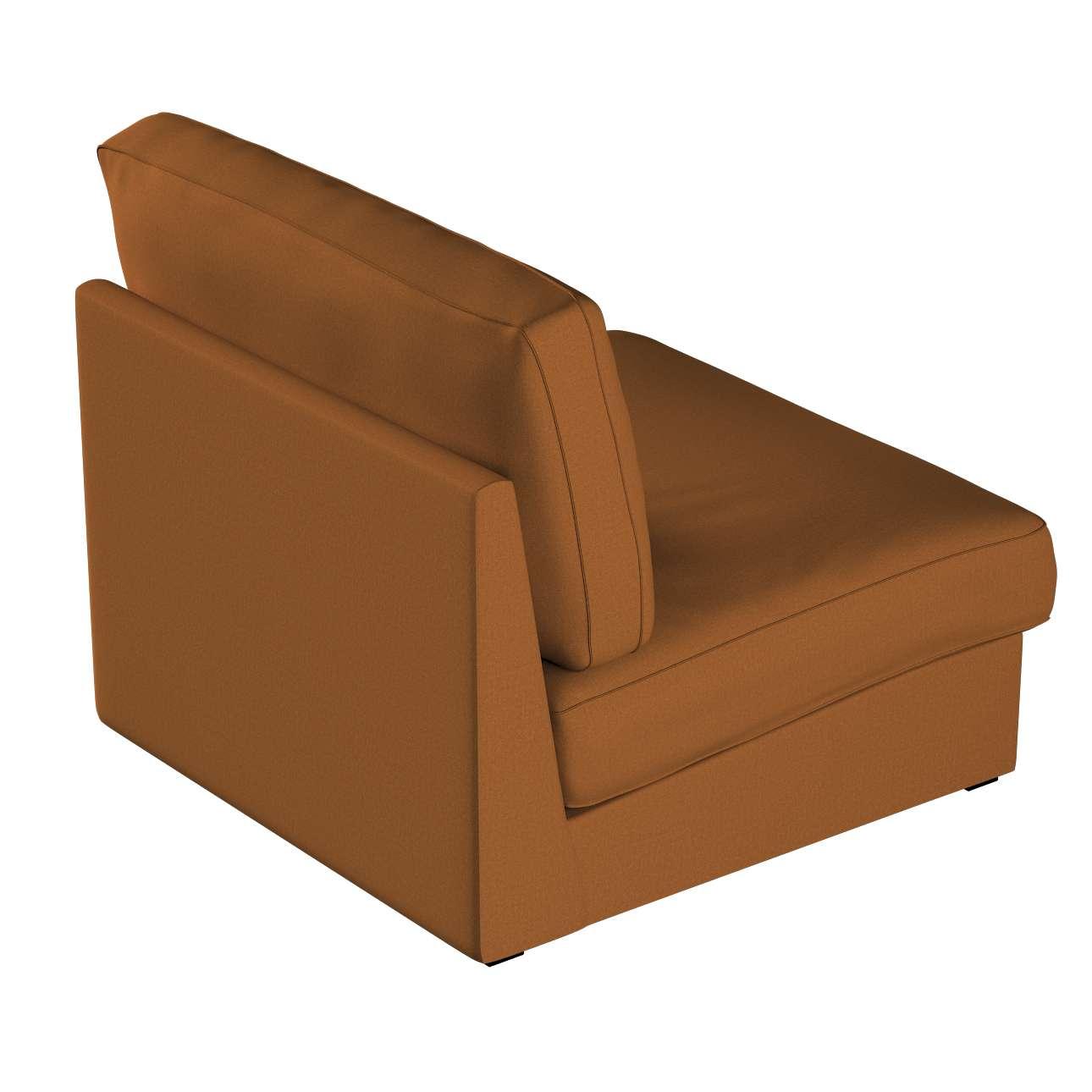 Pokrowiec na fotel Kivik w kolekcji Living, tkanina: 161-28