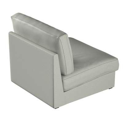 Pokrowiec na fotel Kivik 161-83 jasno szara jodełka Kolekcja Bergen