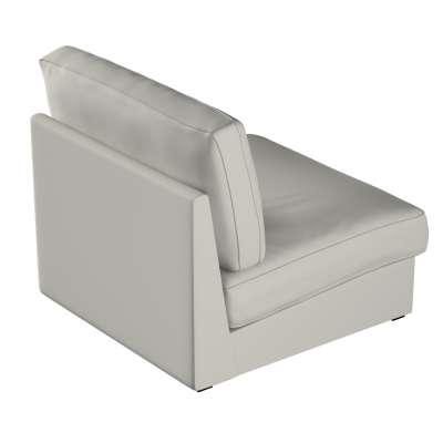 Pokrowiec na fotel Kivik 161-54 jasny szary Kolekcja Living