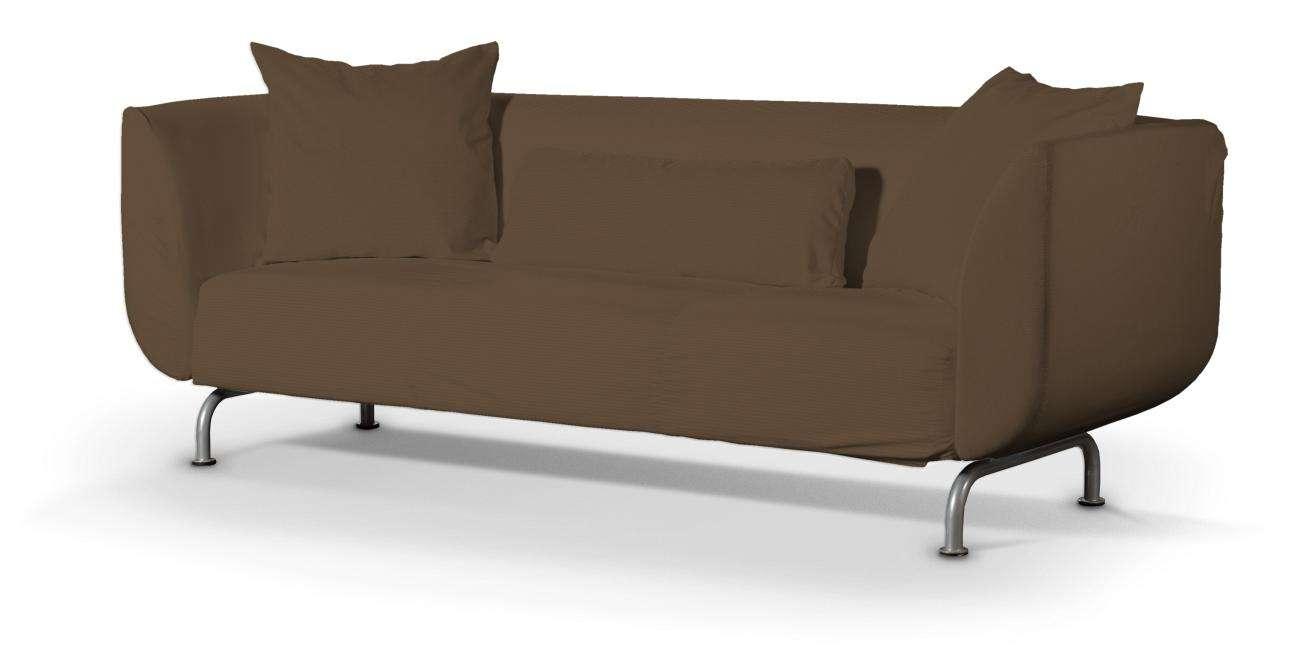 Pokrowiec na sofę Strömstad 3-osobową Sofa Stromstad 3-osobowa w kolekcji Cotton Panama, tkanina: 702-02