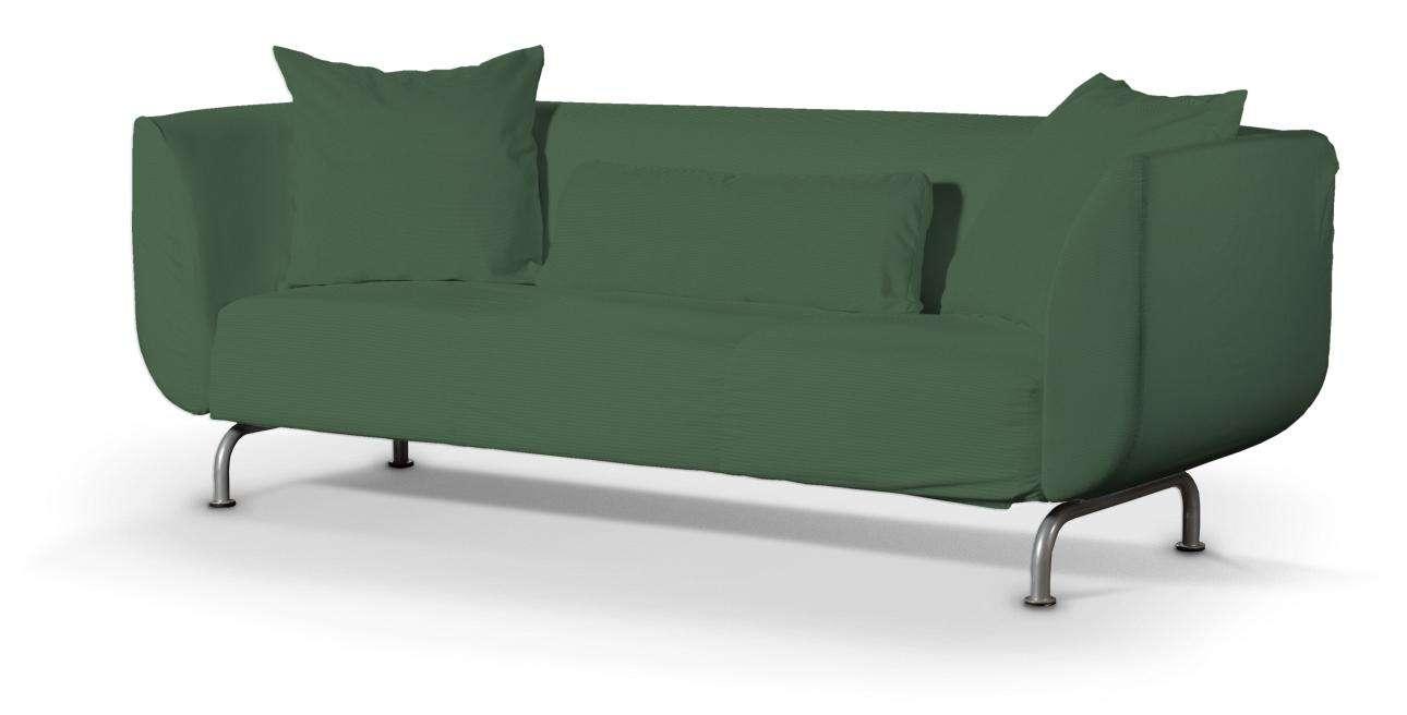 STROMSTAD trivietės sofos užvalkalas STROMSTAD trivietės sofa kolekcijoje Cotton Panama, audinys: 702-06