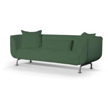 Pokrowiec na sofę Strömstad 3-osobową w kolekcji Cotton Panama, tkanina: 702-06