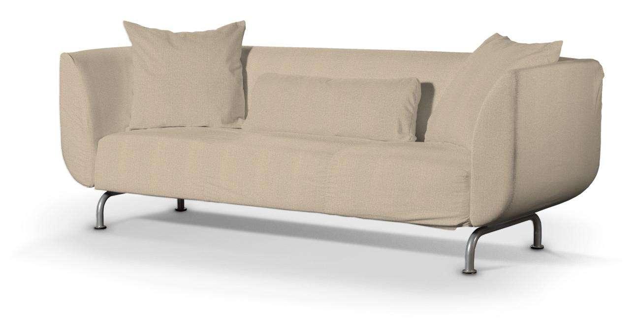 Strömstad 3-üléses kanapéhuzat a kollekcióból Edinburgh Bútorszövet, Dekoranyag: 115-78