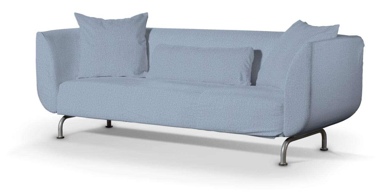 Pokrowiec na sofę Stromstad 3-osobową Sofa Stromstad 3-osobowa w kolekcji Chenille, tkanina: 702-13