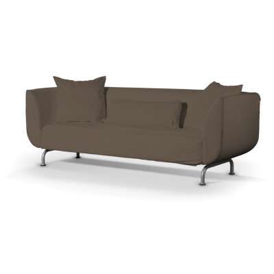 Pokrowiec na sofę Strömstad 3-osobową w kolekcji Etna, tkanina: 705-08