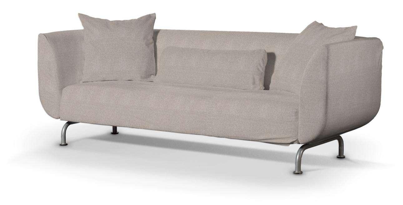STROMSTAD trivietės sofos užvalkalas STROMSTAD trivietės sofa kolekcijoje Etna , audinys: 705-09