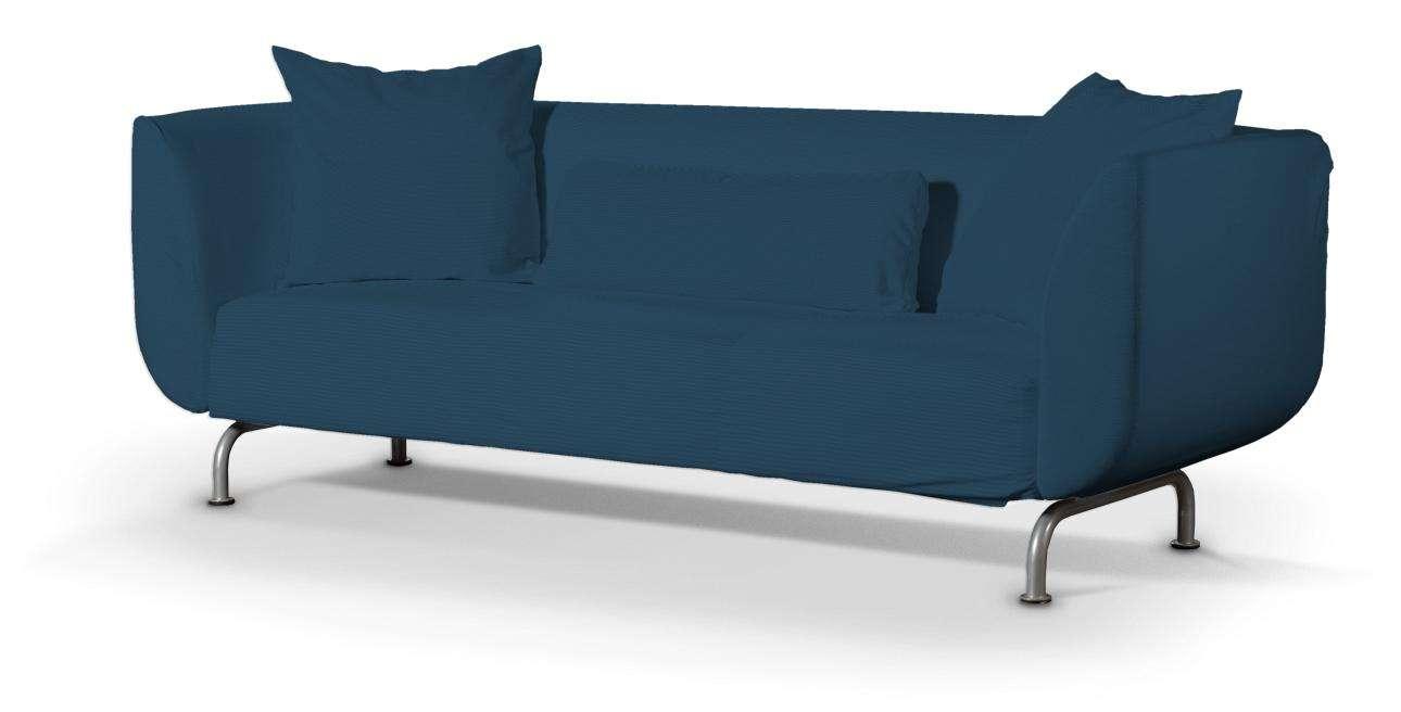 STROMSTAD trivietės sofos užvalkalas STROMSTAD trivietės sofa kolekcijoje Cotton Panama, audinys: 702-30