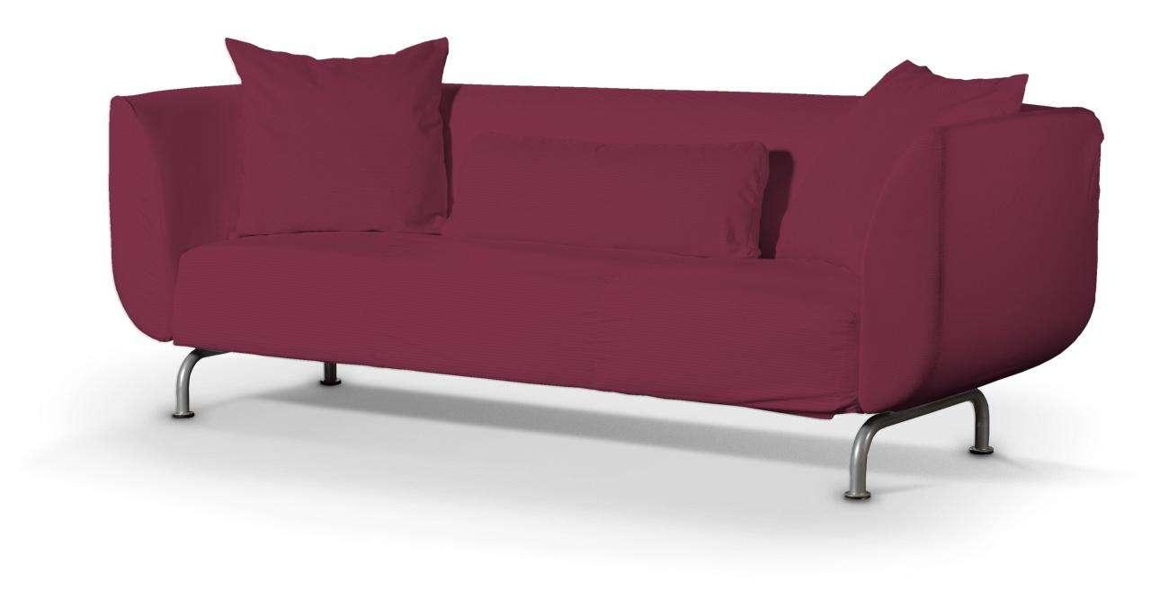 STROMSTAD trivietės sofos užvalkalas STROMSTAD trivietės sofa kolekcijoje Cotton Panama, audinys: 702-32