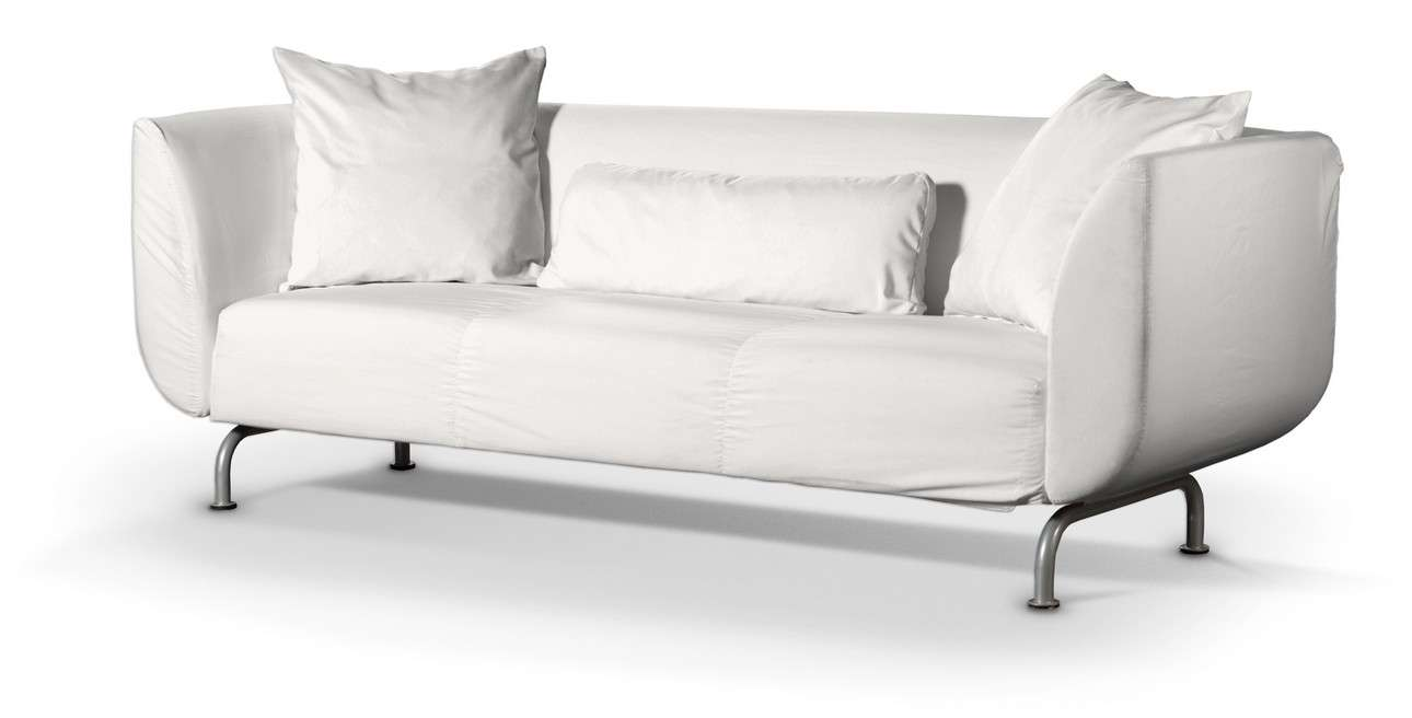 Pokrowiec na sofę Strömstad 3-osobową Sofa Stromstad 3-osobowa w kolekcji Cotton Panama, tkanina: 702-34
