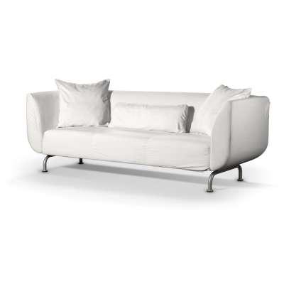 Pokrowiec na sofę Strömstad 3-osobową w kolekcji Cotton Panama, tkanina: 702-34
