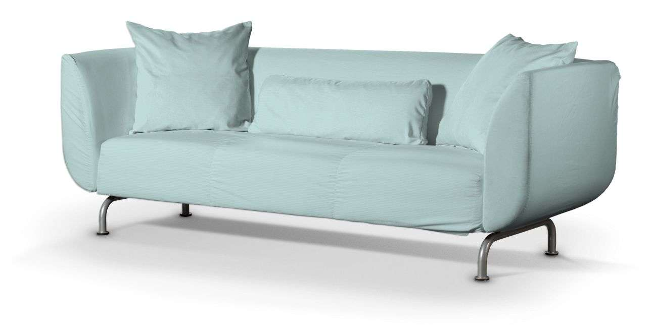 Pokrowiec na sofę Strömstad 3-osobową Sofa Stromstad 3-osobowa w kolekcji Cotton Panama, tkanina: 702-10