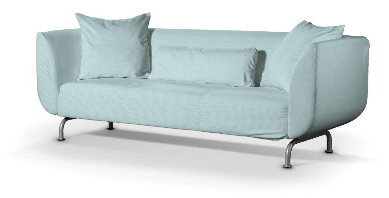 Poťah na sedačku Stromstad (pre 3 osoby) V kolekcii Cotton Panama, tkanina: 702-10