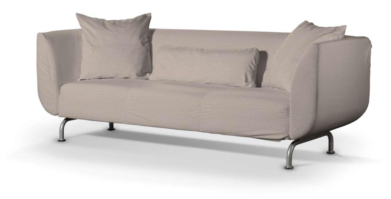 Pokrowiec na sofę Strömstad 3-osobową w kolekcji Living II, tkanina: 160-85