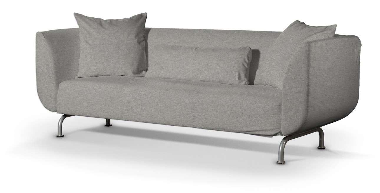 Pokrowiec na sofę Strömstad 3-osobową w kolekcji Living II, tkanina: 160-89
