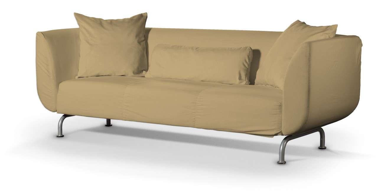 Pokrowiec na sofę Strömstad 3-osobową w kolekcji Living, tkanina: 160-93