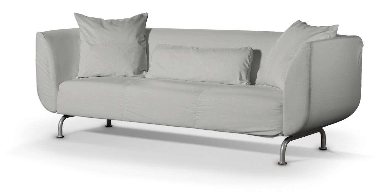 Pokrowiec na sofę Strömstad 3-osobową w kolekcji Living, tkanina: 161-18