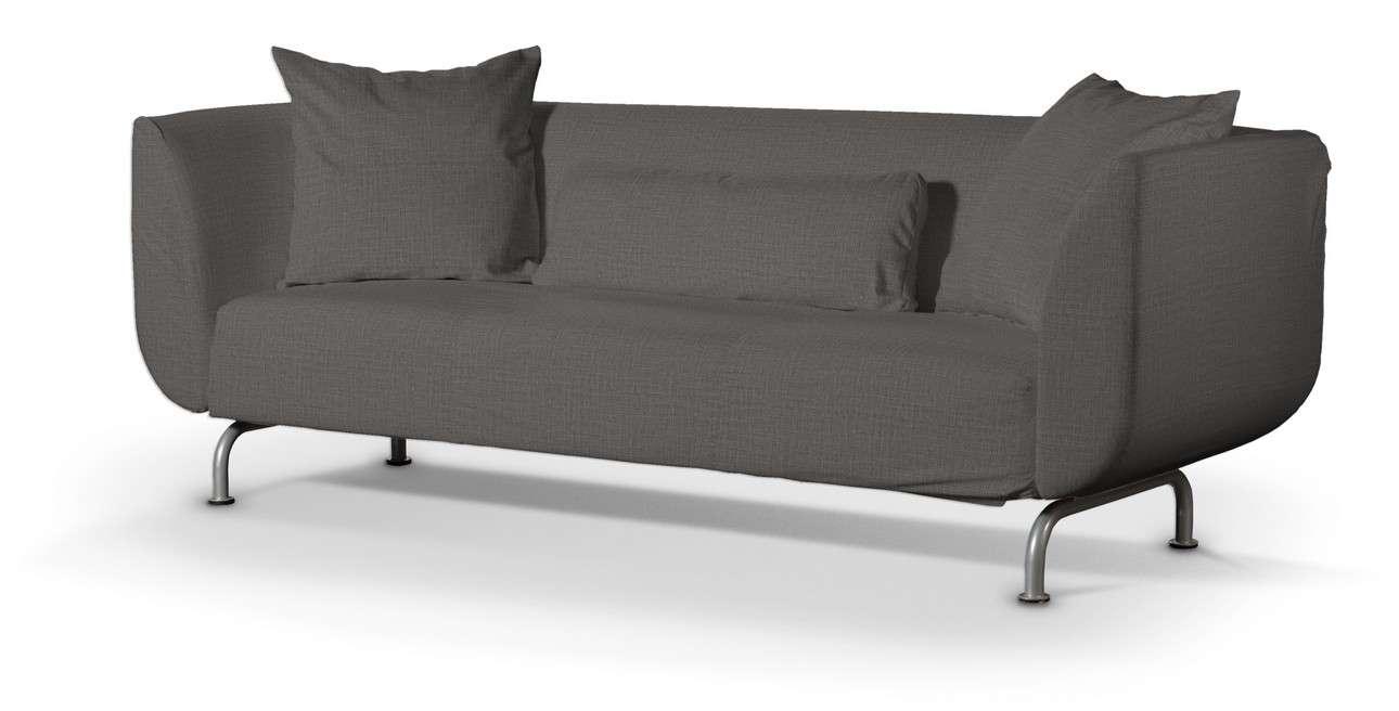 Pokrowiec na sofę Strömstad 3-osobową w kolekcji Living, tkanina: 161-16