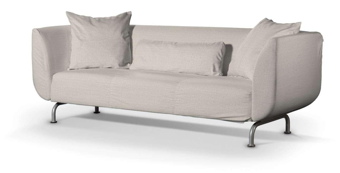 Pokrowiec na sofę Strömstad 3-osobową w kolekcji Living II, tkanina: 161-00