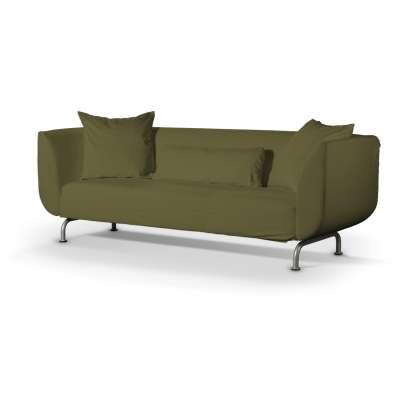 Poťah na sedačku Stromstad (pre 3 osoby) 161-26 olivovo zelená Kolekcia Etna