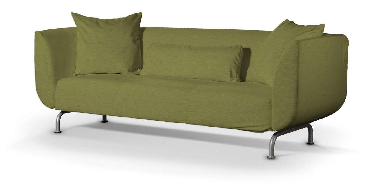 Pokrowiec na sofę Strömstad 3-osobową w kolekcji Living II, tkanina: 161-13