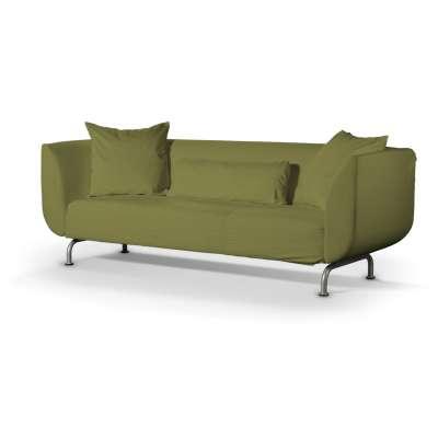 Poťah na sedačku Stromstad (pre 3 osoby) 161-13 olivovo zelená Kolekcia Living 2