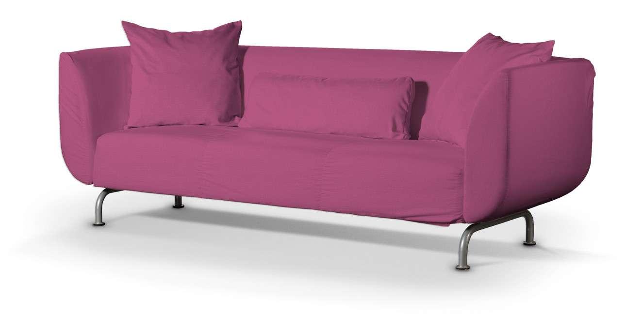 Pokrowiec na sofę Strömstad 3-osobową w kolekcji Living II, tkanina: 161-29