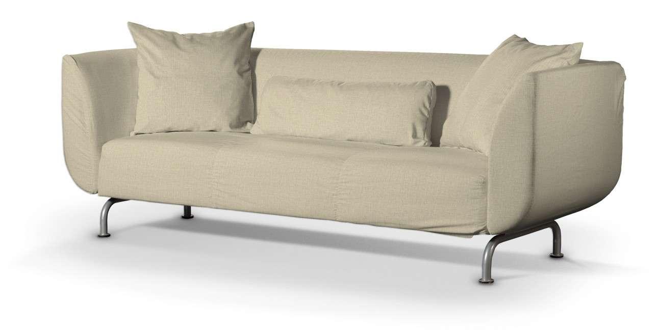 Pokrowiec na sofę Strömstad 3-osobową w kolekcji Living, tkanina: 161-45