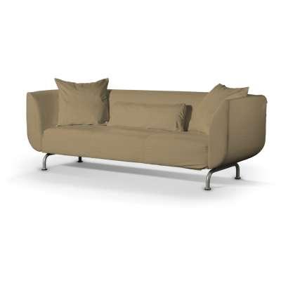 Pokrowiec na sofę Strömstad 3-osobową w kolekcji Living, tkanina: 161-50