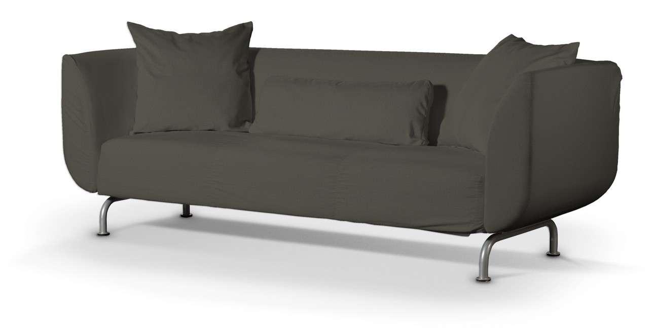 Pokrowiec na sofę Strömstad 3-osobową w kolekcji Living, tkanina: 161-55
