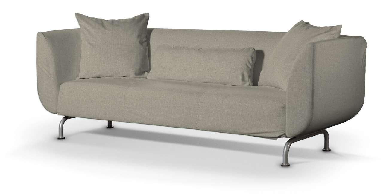 Pokrowiec na sofę Strömstad 3-osobową w kolekcji City, tkanina: 704-80