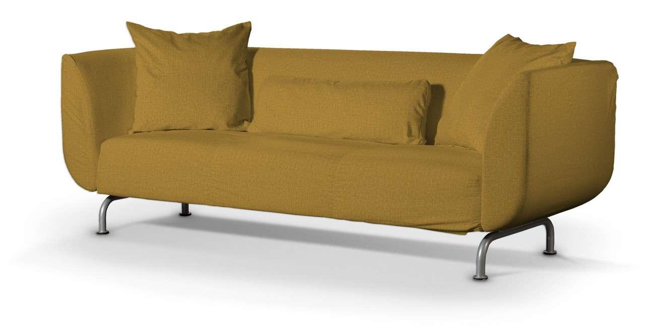 Pokrowiec na sofę Strömstad 3-osobową w kolekcji City, tkanina: 704-82