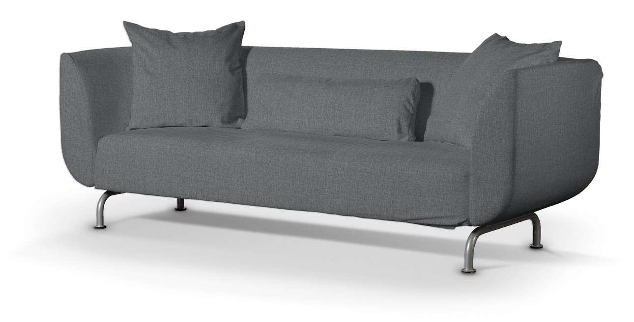 Pokrowiec na sofę Strömstad 3-osobową w kolekcji City, tkanina: 704-86