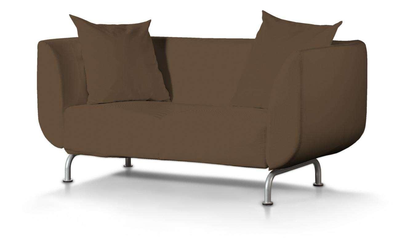STROMSTAD dvivietės sofos užvalkalas STROMSTAD dvivietė sofa kolekcijoje Cotton Panama, audinys: 702-02