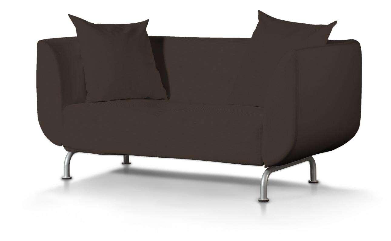Pokrowiec na sofę Strömstad 2-osobową Sofa Stromstad 2-osobowa w kolekcji Cotton Panama, tkanina: 702-03