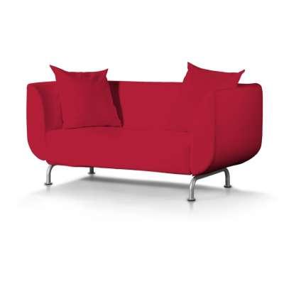 Pokrowiec na sofę Strömstad 2-osobową w kolekcji Cotton Panama, tkanina: 702-04