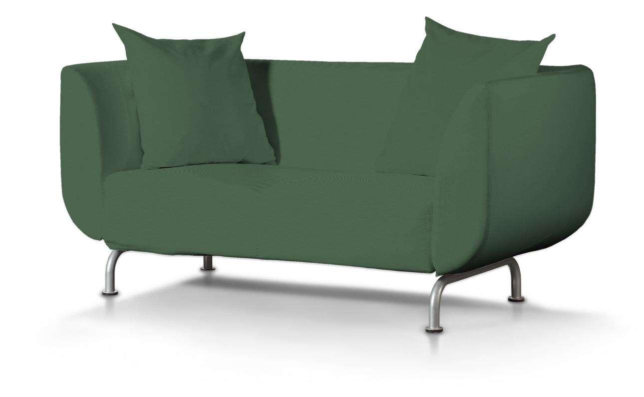 STROMSTAD dvivietės sofos užvalkalas STROMSTAD dvivietė sofa kolekcijoje Cotton Panama, audinys: 702-06