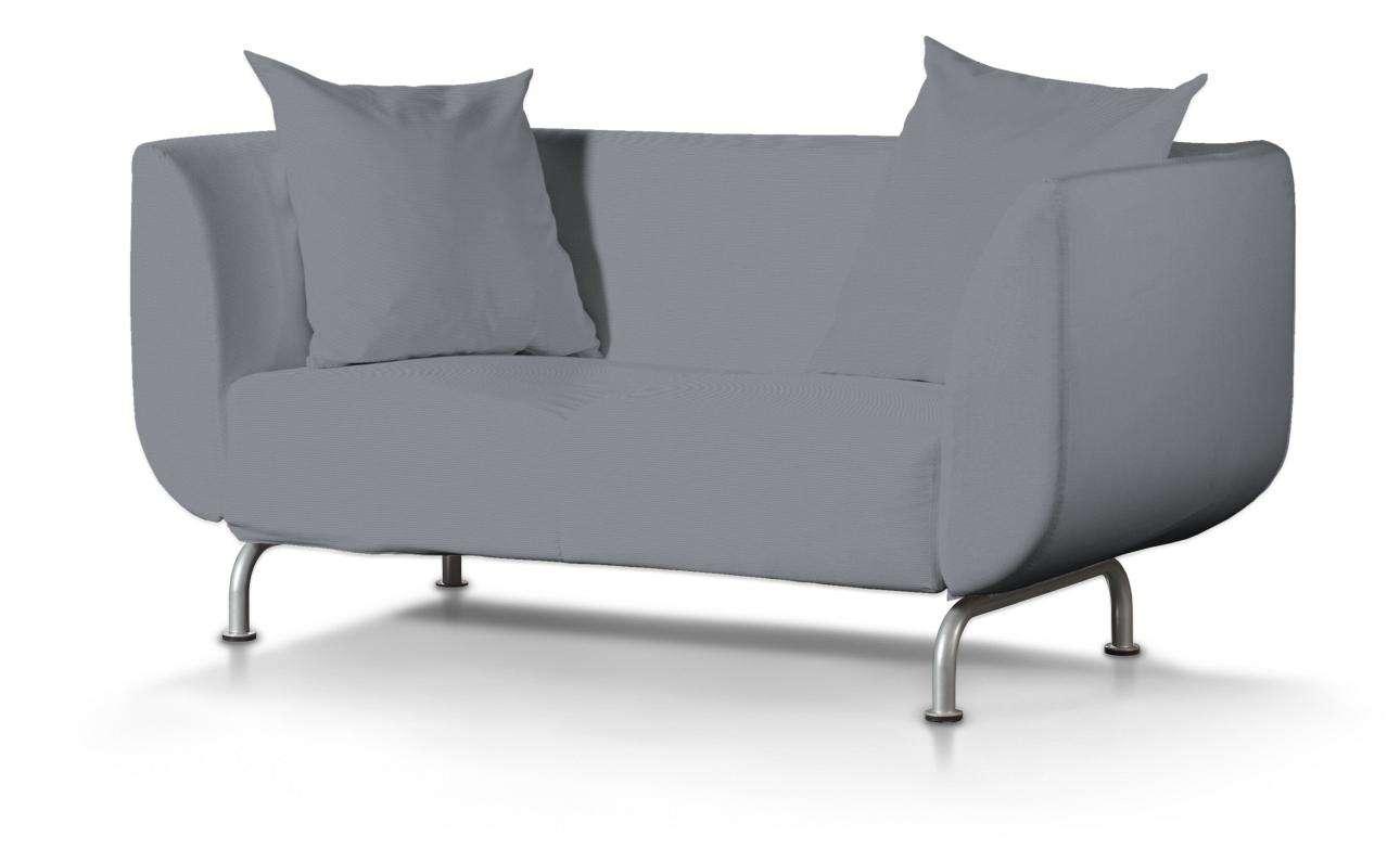 STROMSTAD dvivietės sofos užvalkalas STROMSTAD dvivietė sofa kolekcijoje Cotton Panama, audinys: 702-07