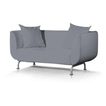 Pokrowiec na sofę Strömstad 2-osobową Sofa Stromstad 2-osobowa w kolekcji Cotton Panama, tkanina: 702-07