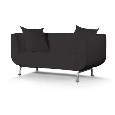 Pokrowiec na sofę Strömstad 2-osobową w kolekcji Cotton Panama, tkanina: 702-08